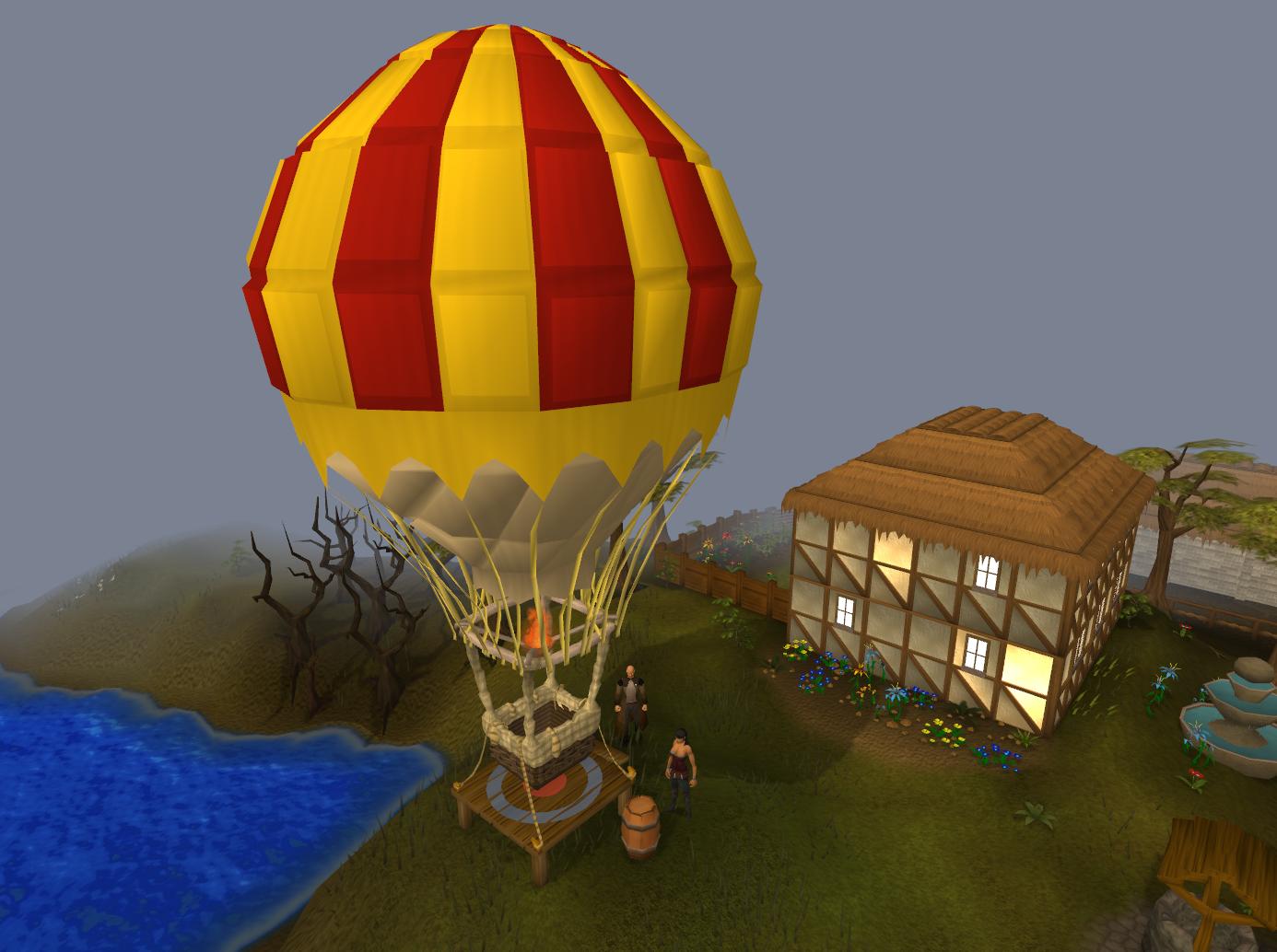Balloon transport system | RuneScape Wiki | FANDOM powered