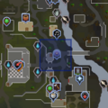 Lodestone (Lumbridge) location