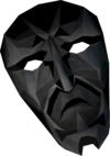 Mask of Sliske, Shadow (Dishonour among Thieves) detail