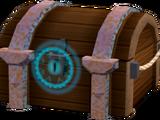 Rusty chest