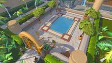 VIP skilling area