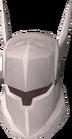 White full helm detail