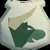 Adamant minotaur pouch detail