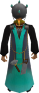 Artisan's cape equipped