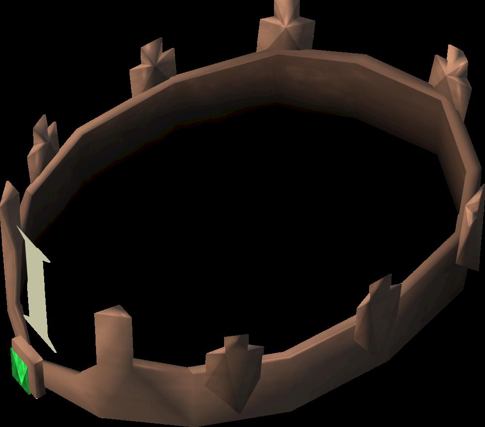 Crown of Loyalty (1 year) detail