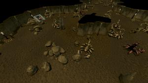 Dwarven Mine south