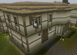 Flying Horse Inn exterior