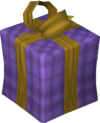 Mystery gift detail