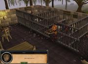 Ozan breaks out of prison