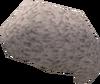 White afro detail