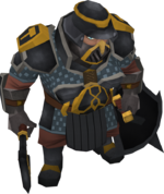 Black guard berserker female