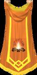 Capa de Mestre de Arte do Fogo detalhe