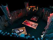 Castle Drakan hallucination room