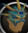 Crystal Peacock Helmet chathead.png