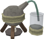 Herblore supplies detail