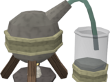 Herblore supplies