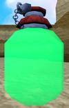 Perfect juju herblore flask detail