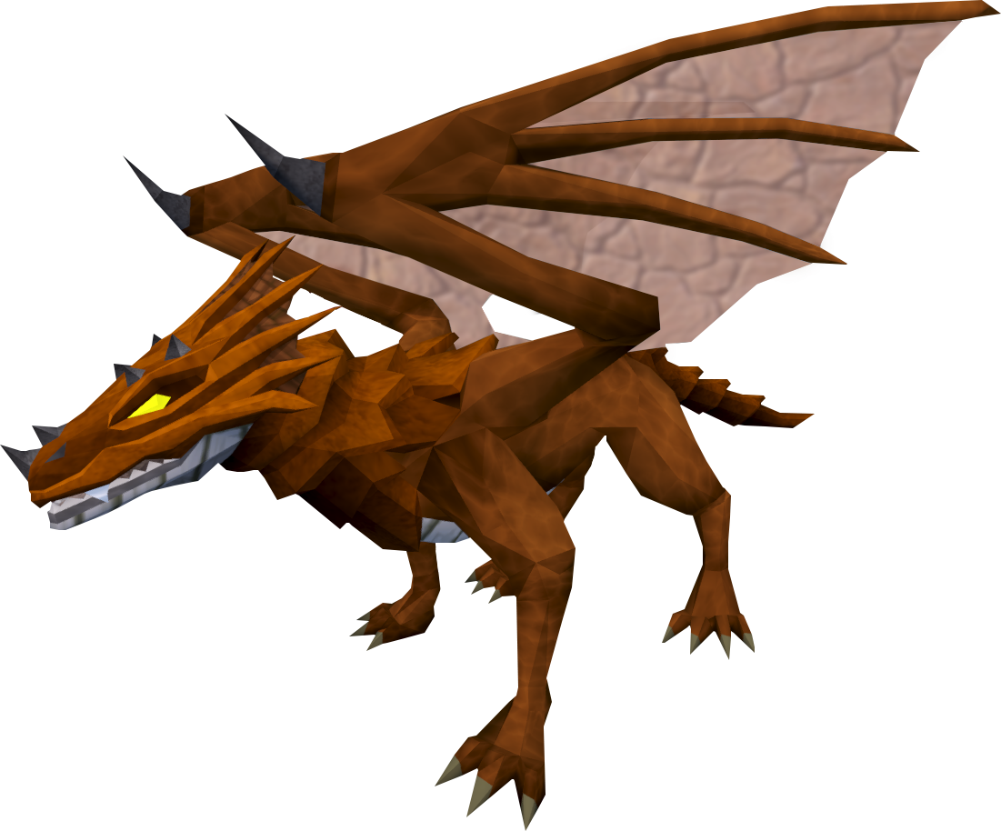 Red dragon (Dragonkin Laboratory)