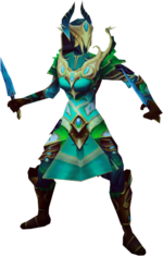 Seren warrior