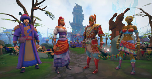 Spring Fayre outfits news image