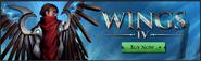 Wings IV lobby banner
