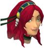 Ariane cabeça