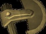 Bronze hatchet