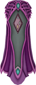 Clan Trahaearn cape detail