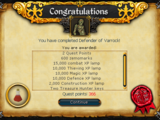 Dimension of Disaster: Defender of Varrock/Quick guide