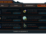 Co-op Slayer points
