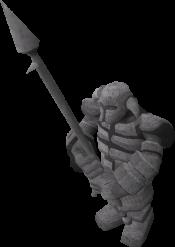 Estatua ourg