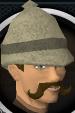 Explorador Jack cabeça