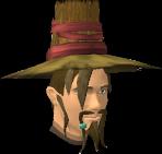 Farmer's hat chathead (male)