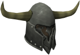 Guthan's helm chathead