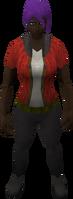 Retro fine shirt (female)