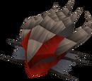 Royal dragonhide coif