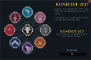 Runefest 2017 task list (Incomplete) interface