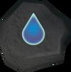 Water rune (Runespan) detail