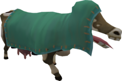 Dairy cow (2016 Easter event)