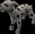 Dalmatian puppy (black) pet.png