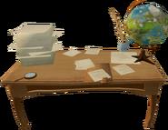 Desk (Meg's cases)