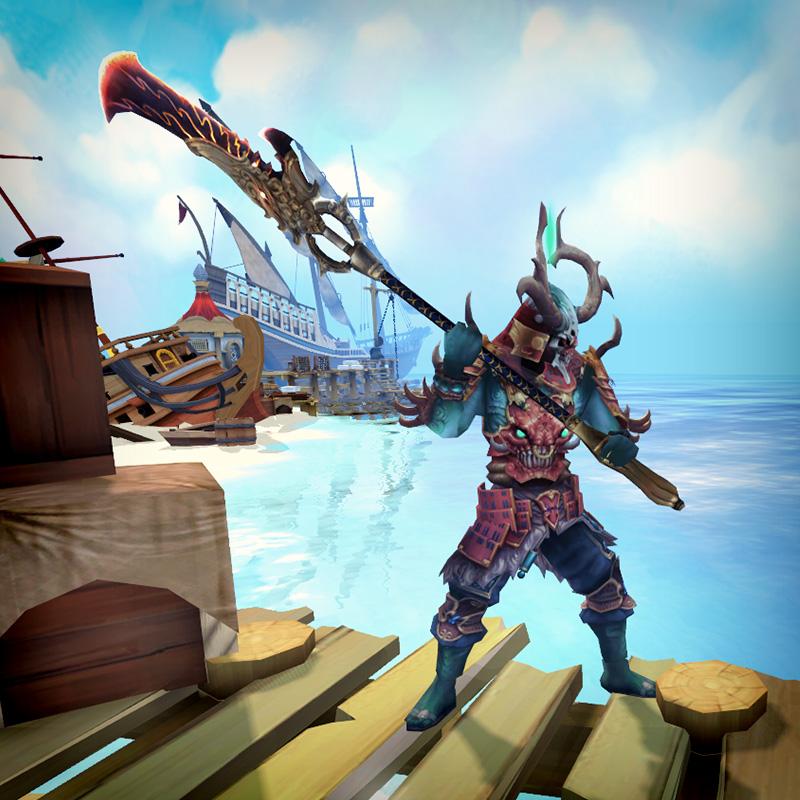 Treasure Hunter Beyond The Arc Runescape Wiki Fandom Powered