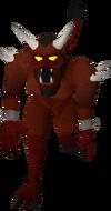 Lesser demon old