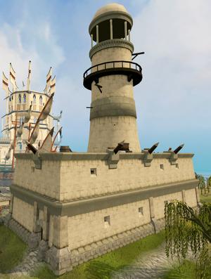Port Sarim Jail