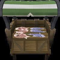 Rewards stall