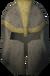 Statius's full helm detail