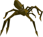 Giant spider old