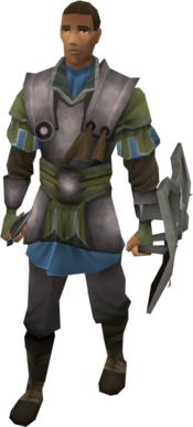 Guardsman Peale