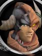 Lesser demonflesh mask chathead