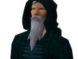 Mysterious Old Man